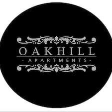 Oakhillさんのプロフィール