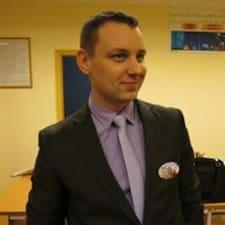 Profil korisnika Andrejs