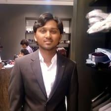 โพรไฟล์ผู้ใช้ Sriram