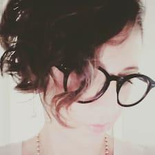 Profil utilisateur de Claudia