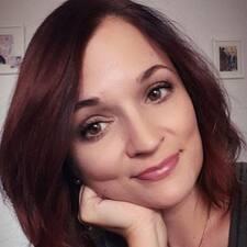 Elodie - Uživatelský profil