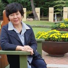 Hyekyeong felhasználói profilja