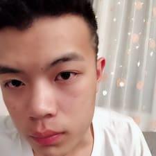 Perfil do utilizador de 宇清