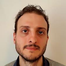 Antony Kullanıcı Profili