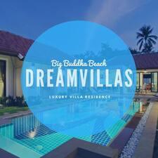 Perfil do usuário de DreamVillas