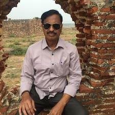 Profil utilisateur de Maheshwar Raju