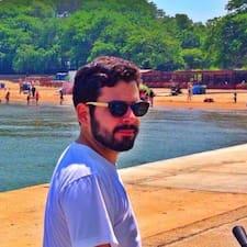 Juan Sebastian felhasználói profilja