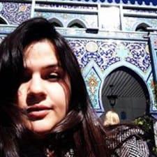 Mariáguida felhasználói profilja