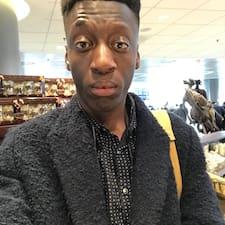 Profil utilisateur de Oladoyin