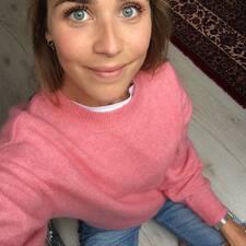 Profil utilisateur de Yvette