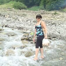Nazilya User Profile