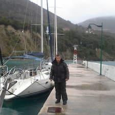 Profilo utente di Vasilios