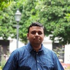 Perfil do utilizador de Prakash