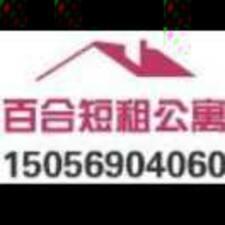 百合日租公寓 felhasználói profilja