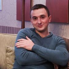 Το προφίλ του/της Алексей