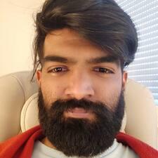 Profil utilisateur de Nishit