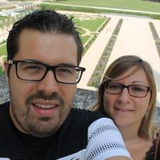 Henkilön Marion & Sébastien käyttäjäprofiili