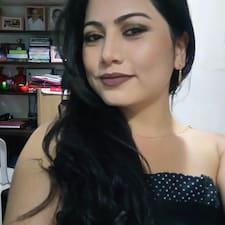 Profil utilisateur de Sheyla