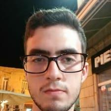 Meir felhasználói profilja