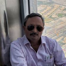 Vijay felhasználói profilja