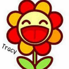 Tracy的用戶個人資料