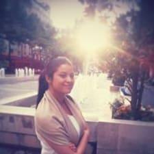 Profil utilisateur de Chahira