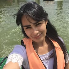 Monica Liliana - Uživatelský profil