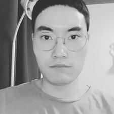 Henkilön SeongHo käyttäjäprofiili