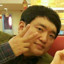 Perfil do usuário de Changsub