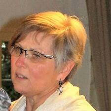 Marie Cecile felhasználói profilja