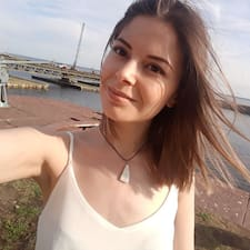 Арина Brugerprofil