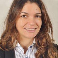โพรไฟล์ผู้ใช้ Maria Gabriela