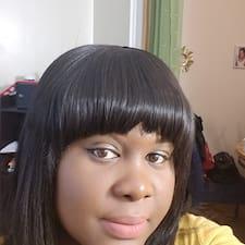 Profil utilisateur de Cameisha