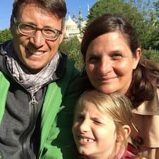 Helene + Susanne + Alexander User Profile