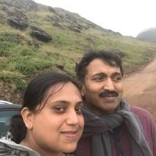 Profil utilisateur de Venkatesha