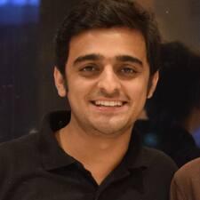 Pranav - Uživatelský profil