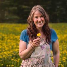 Christina Mary felhasználói profilja