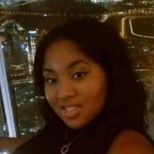 Audrey-Tiana User Profile