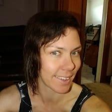 Profil utilisateur de Sylvia