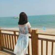 莹 felhasználói profilja