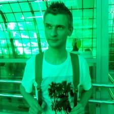 Profilo utente di Евгений