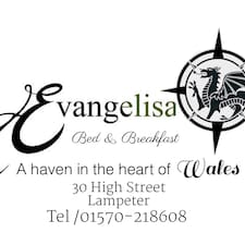 Notandalýsing Evangelisa