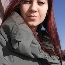 Nutzerprofil von Viktoriia