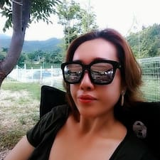 Profil Pengguna Seunghee