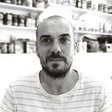 Profil utilisateur de Jose M