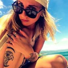 Profil Pengguna Viktoriya