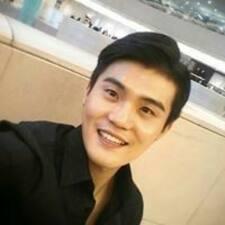 Användarprofil för Hyun Woo