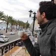 Wassim felhasználói profilja