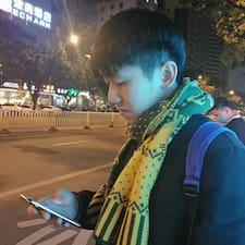 Profilo utente di Yiming