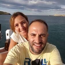 Micaela felhasználói profilja